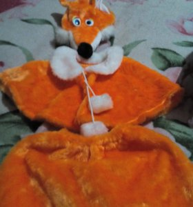 Костюм лисичка