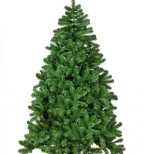 Искусственная сосна Рождественская 185 см