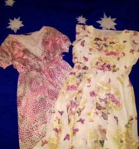 Летние платья и юбка