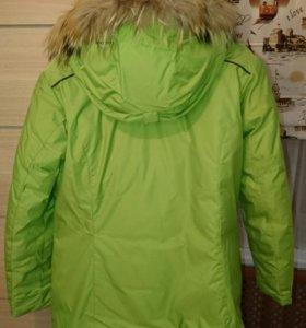 Пуховая куртка BASK Alberta (женская)