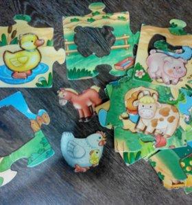Детские развивающие игры