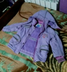 Куртка в/о