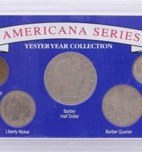 Коллекция монет. Americana Series Yesteryear Coin