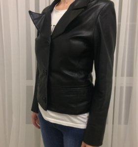 Кожаная куртка ◼️