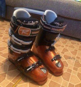 Горнолыжные ботинки ROSSIGNOL