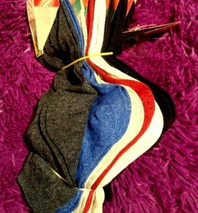 Женские носочки в наличии разные цвета