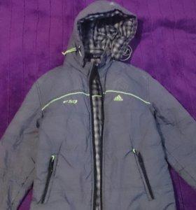 Куртка осень-весна подростковая