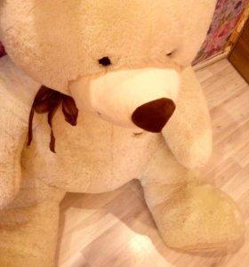 Плюшевый медведь 160-180 см
