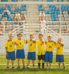 Детская международная футбольная школа ЮНИОР