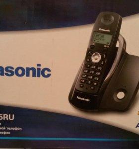 Цифровой беспроводной тел. Panasonic KX-TCD205RU