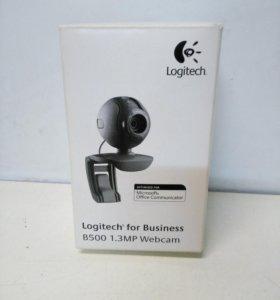 Камера Web Logitech QuickCam B500