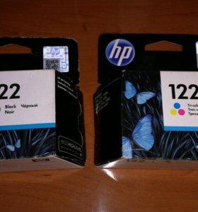 Катридж HP 122 оригинальный