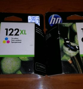 Катридж HP 122 XL оригинальный