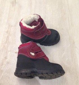 Зимняя обувь для мальчика или девочки