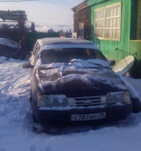 Иж Ода хечбек двигатель 2106