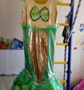 Новогодний костюм русалочки