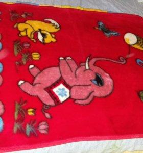 Одеяла и пледики