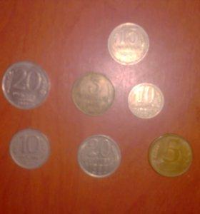 Старые монеты ссср