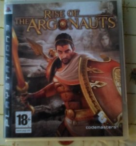 Игра для PS3  Rise of the Argonauts