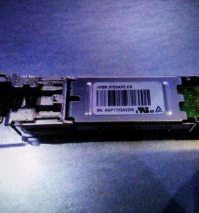 Cisco Трансивер GLC-FE-100FX 1шт.
