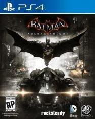 Batman:Arkham Knight (PS4)