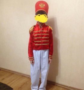 Новогодний костюм детский на рост 134