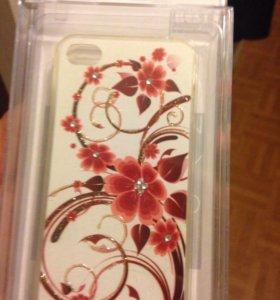 Чехол новый IPhone 4 -4S