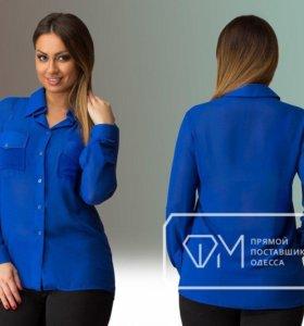 Блузка размеры 48-50
