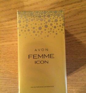 🎁Avon Femme Icon парфюмерная вода 🎁