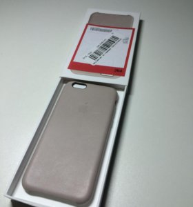 Чехол для iPhone 6s Rose Grey