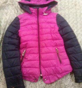 Осенняя детская куртка