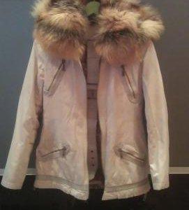 Куртка зимняя 42 р.