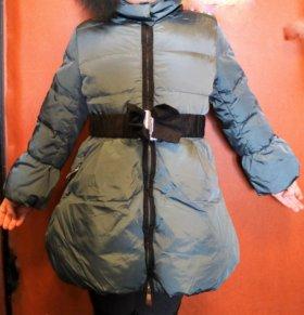 Пальто еврозима 3-4 года