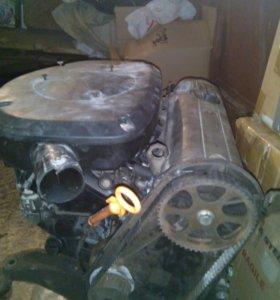 Двигатель на фолцваген поло 1.4
