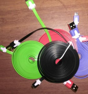 Micro USB кабель 3 метра