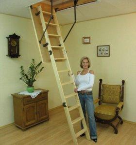 Чердачная.лестница