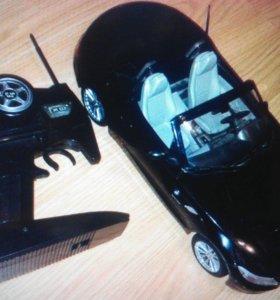 Машинка коллекционная BMW Z4 на радиоуправлении
