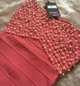 Новое бандажное платье Tutto Bene