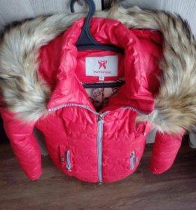 Куртка жен.зима.