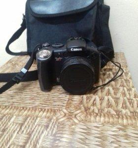 Фотоаппарат Canon PowerShot S5