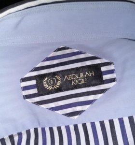 Рубашки massimo dutti, zara