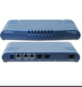 Новый VoIP шлюз VoiceFinder AP200B