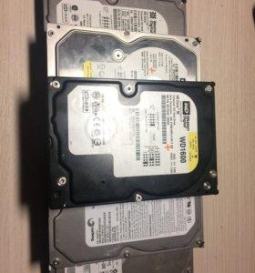 Жесткие диски 3.5 ide