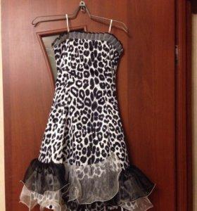 Платье для девочки 11-12лет
