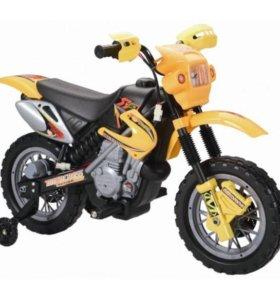 Мотоцикл акумуляторный