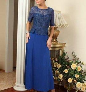 Новое вечернее платье р 50,54,56