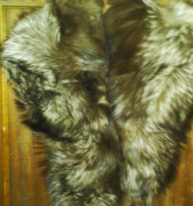 Воротник на зимнее пальто