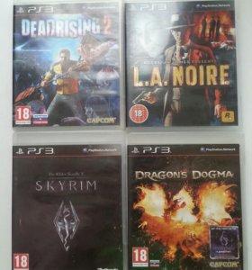 Игры на Playstation 3
