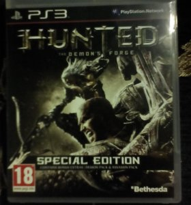 Игра для PS3 Hunted the demons forge