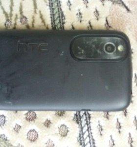 Телефон на запчасти htc.
